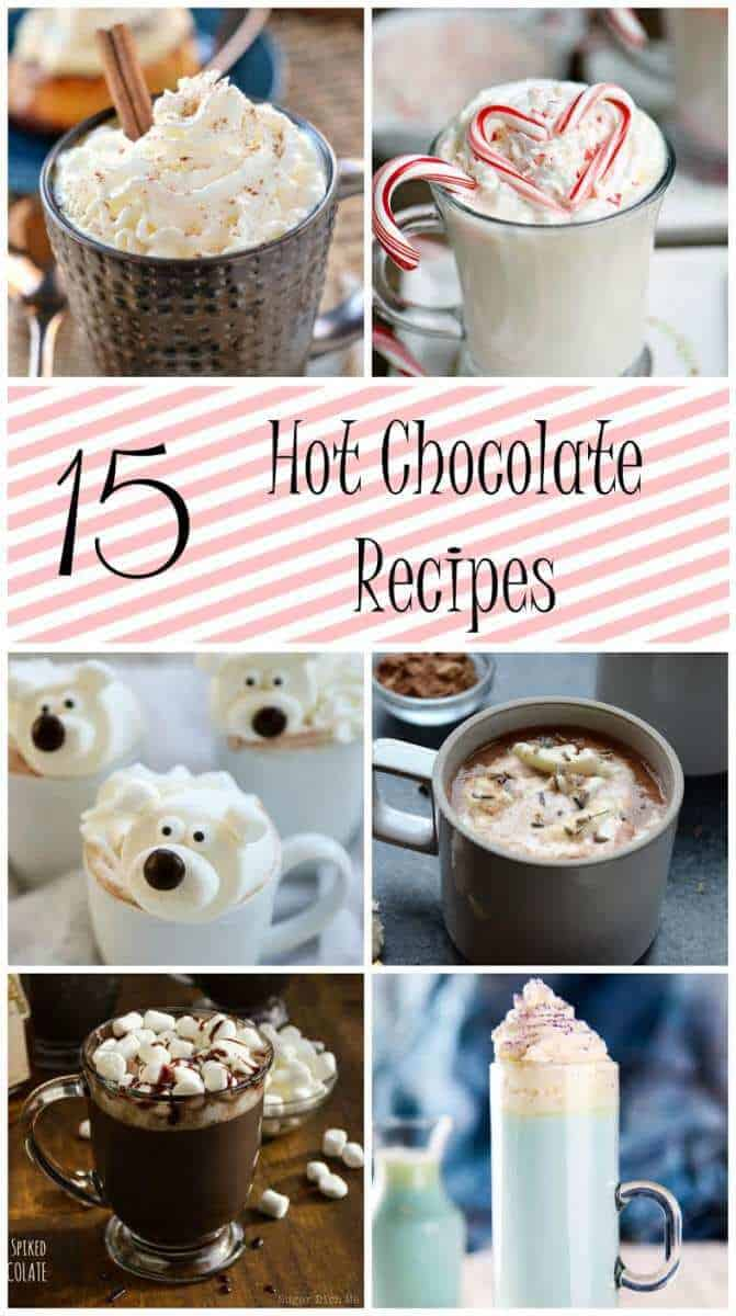 15 Fantastic Hot Chocolate Recipes