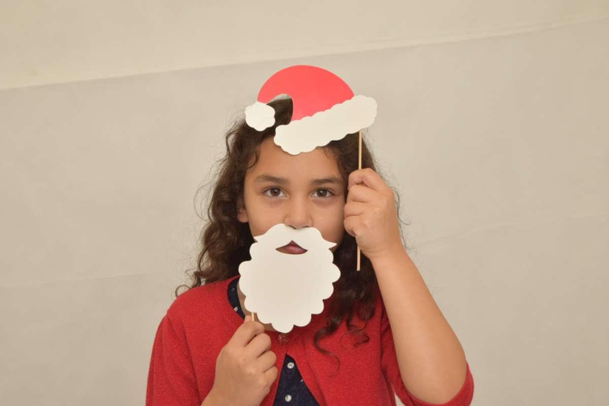 Christmas Antics The Portrait Project