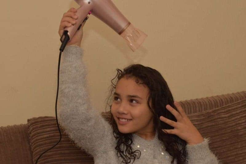 Coco Loco Hair Dryer