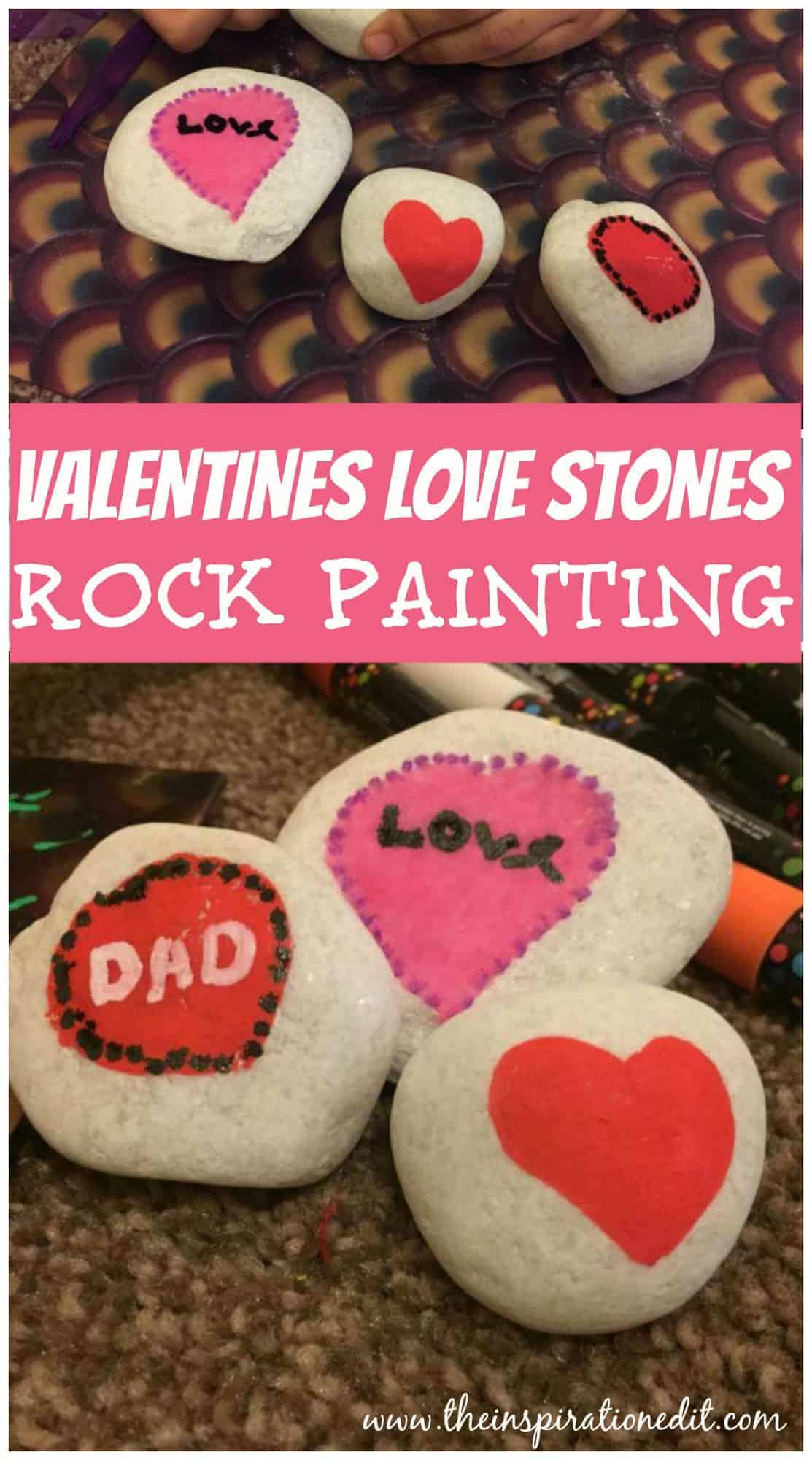 Easy Rock Painting Ideas