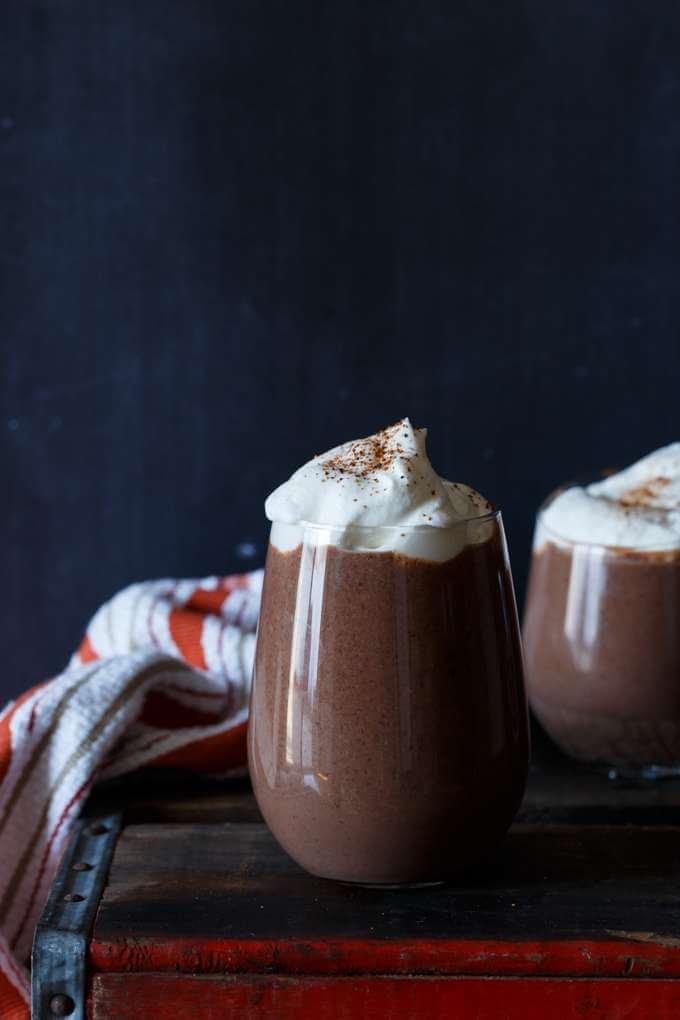 eggnogg hot chocolate