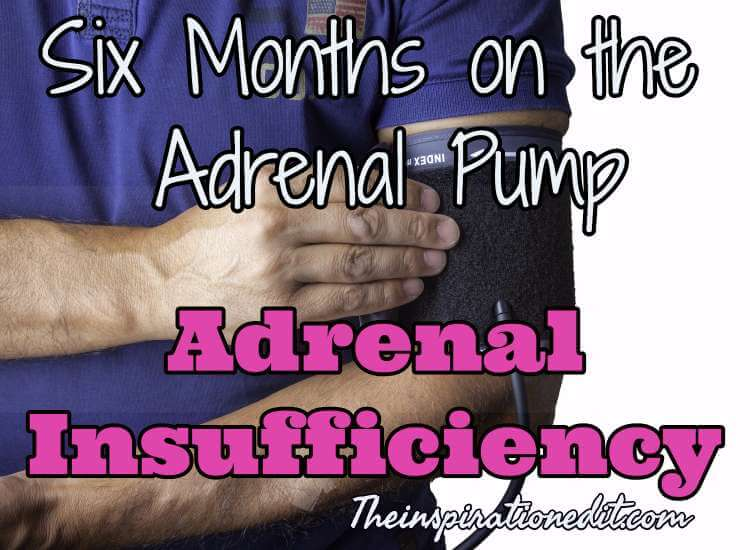 adrenal pump and adrenal insufficiency