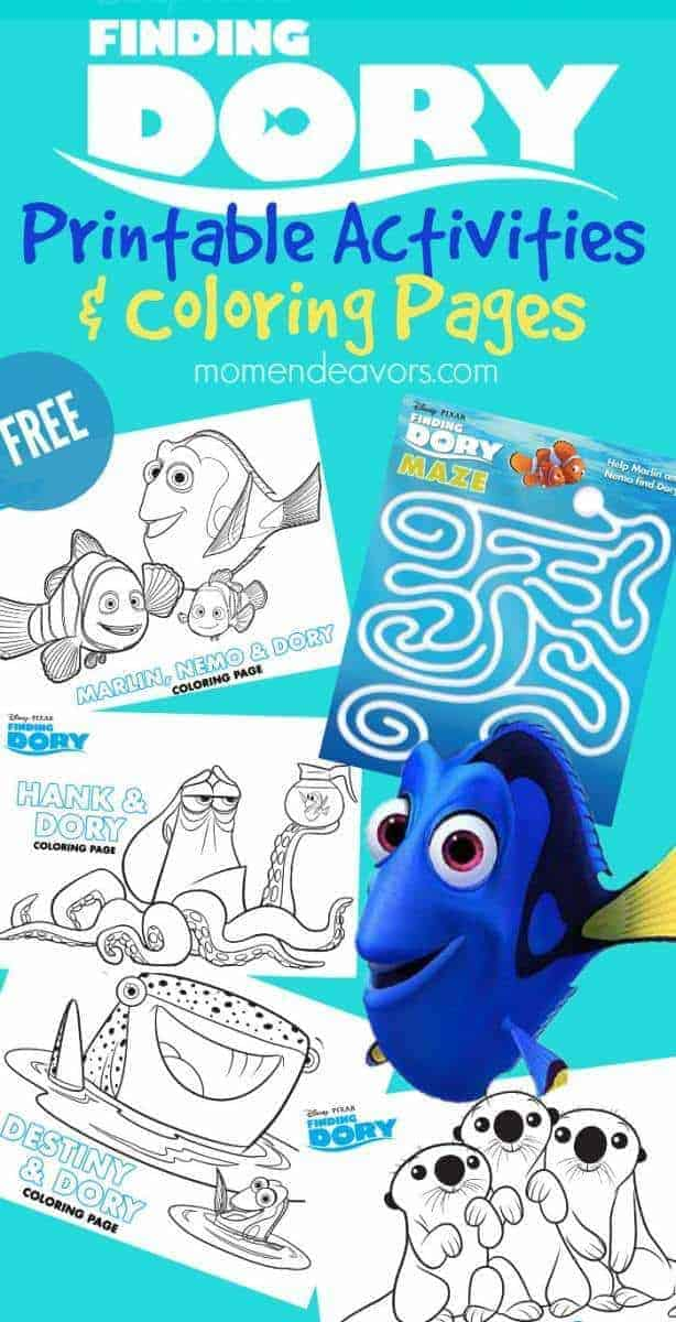 Disneys-Finding-Dory-Activities-Coloring-Pages