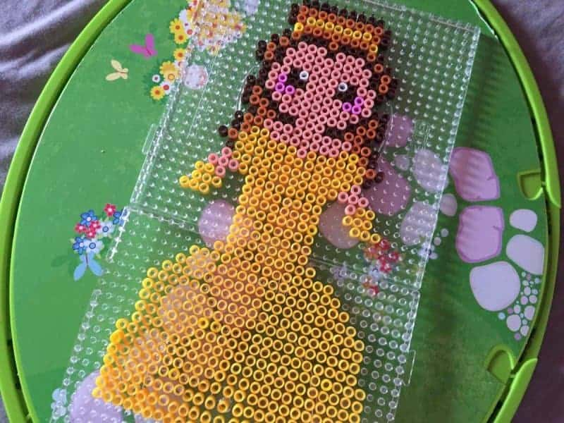 Beauty And The Beast Craft: Hama Beads