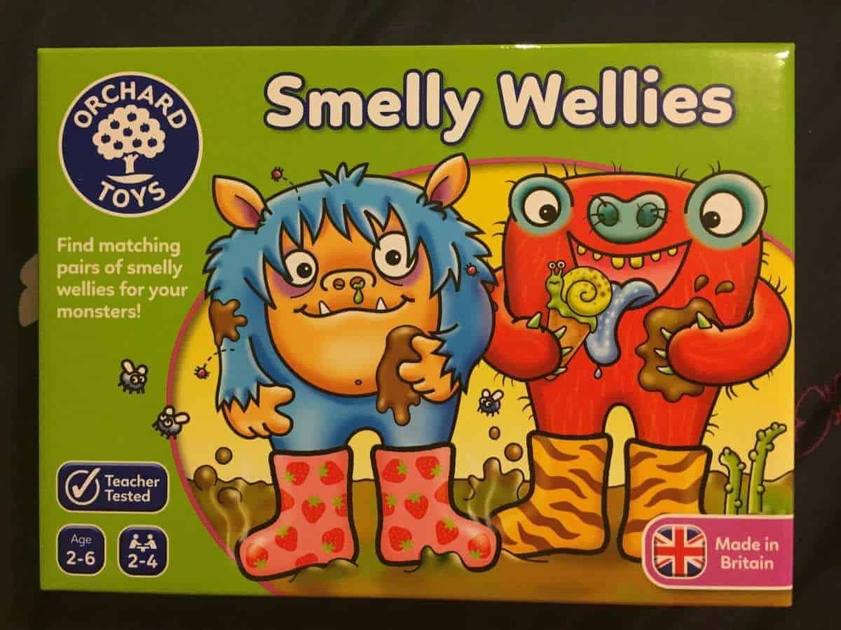 Smelly Wellies Orchard Toys
