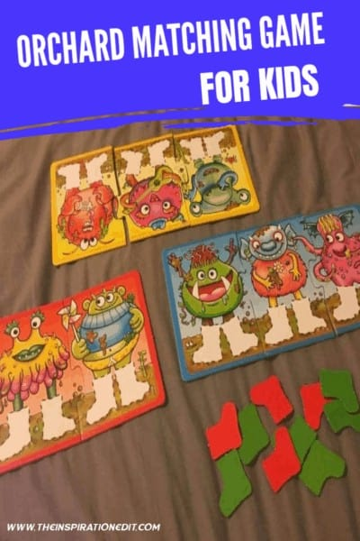 smellie wellies matching game for kids