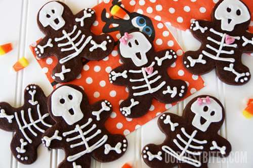 Skeleton-Cookies