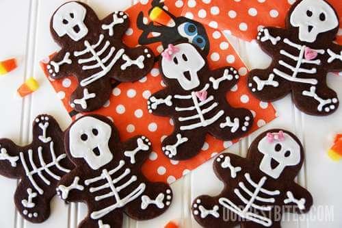 Skeleton-Cookies