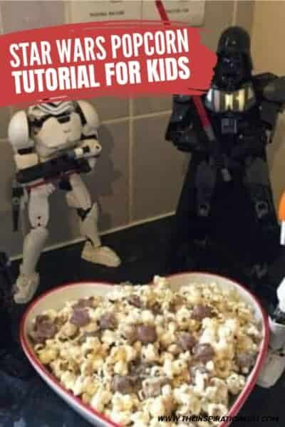 star wars popcorn recipe