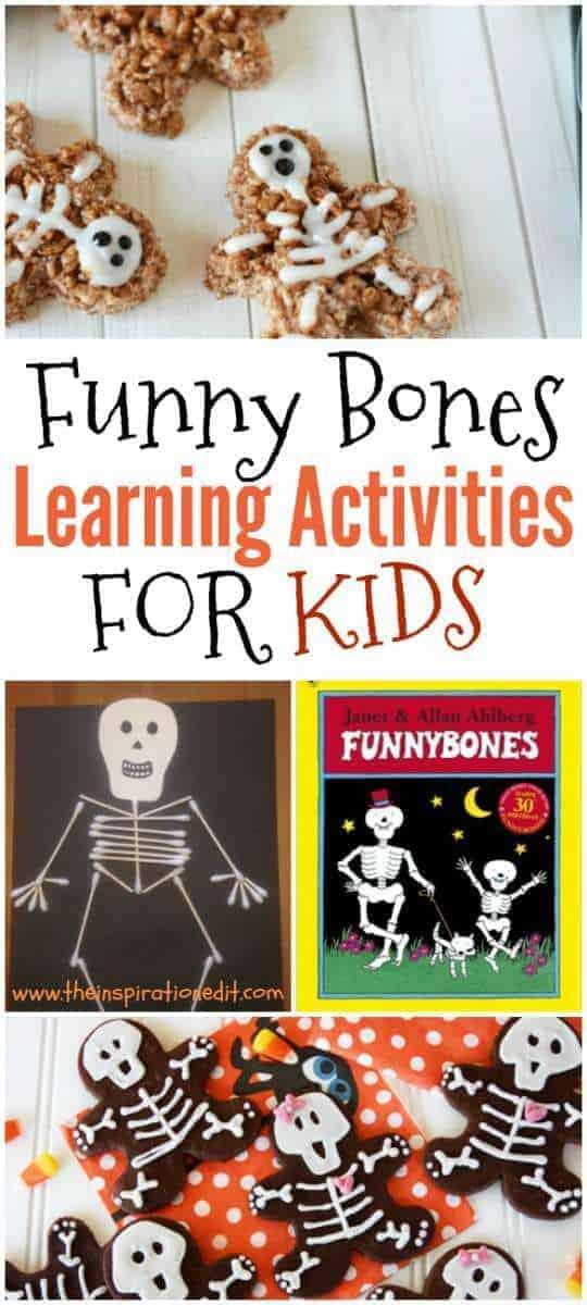 funny bones Activities