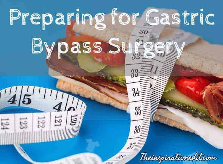 preparing for a Gastric Bypass