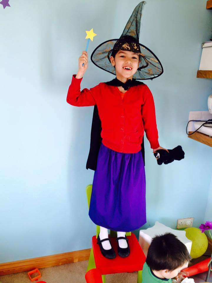 room on a broom costume  sc 1 st  The Inspiration Edit & Fantastic World Book Day Costumes For Kids · The Inspiration Edit