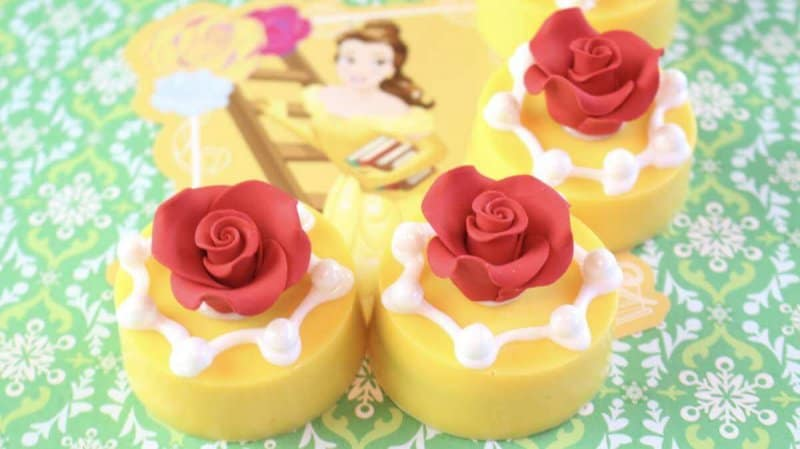 Beauty And The Beast Cookies Recipe