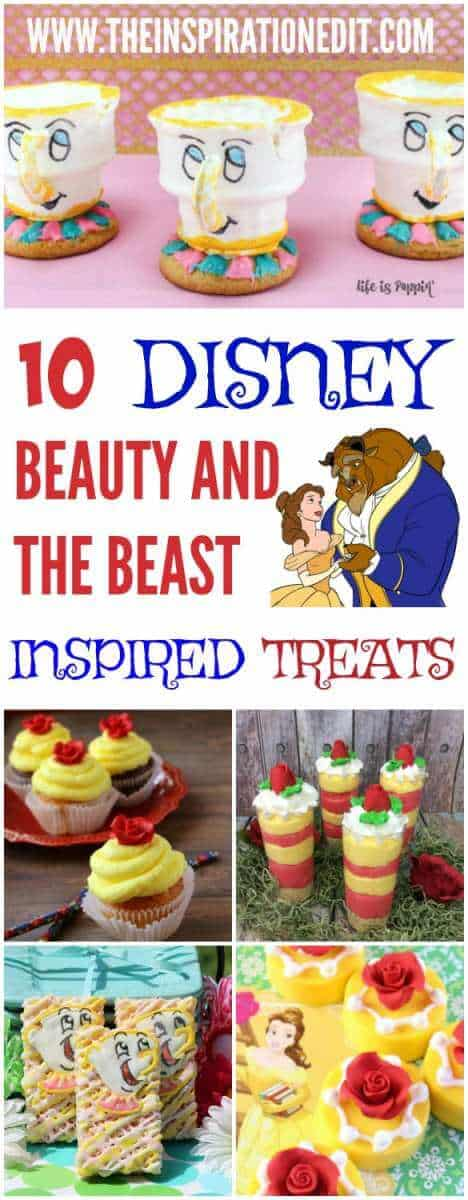 BEAUTY AND THE BEAST FOOD