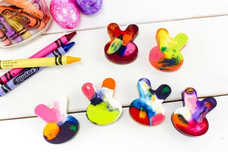 How To Melt Crayons melted crayons