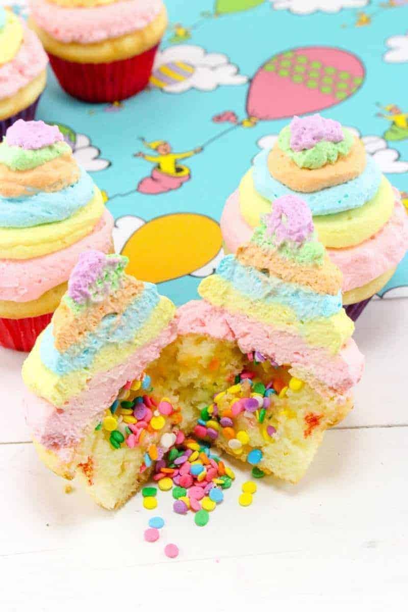 Dr Seuss Cupcakes or cake recipe