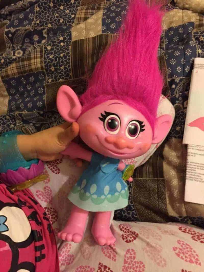 DreamWorks Trolls Hug Time Poppy Doll