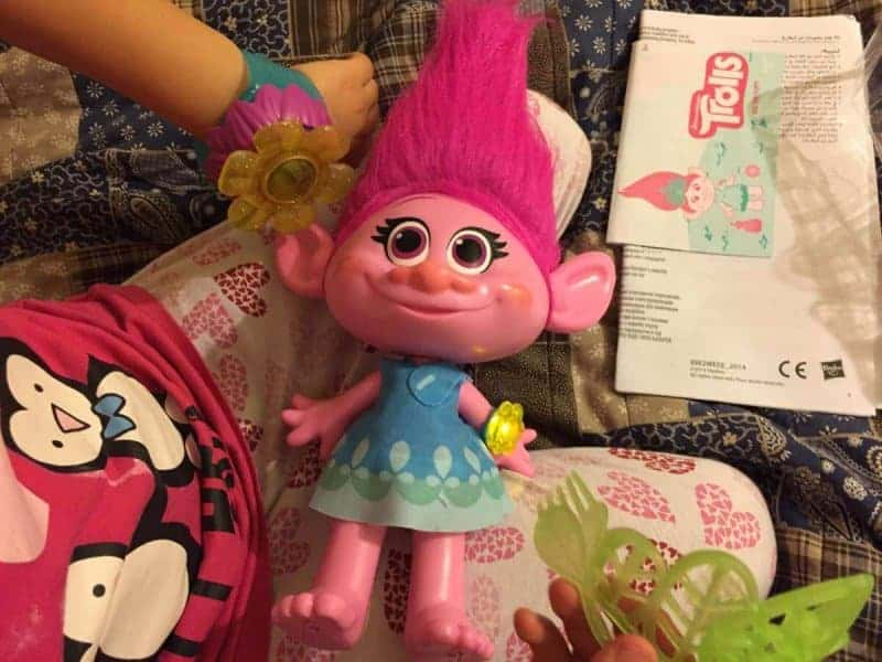 DreamWorks Trolls Hug Time Poppy Doll