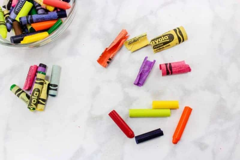 crayon recycling tutorial learn how to recycle old crayons