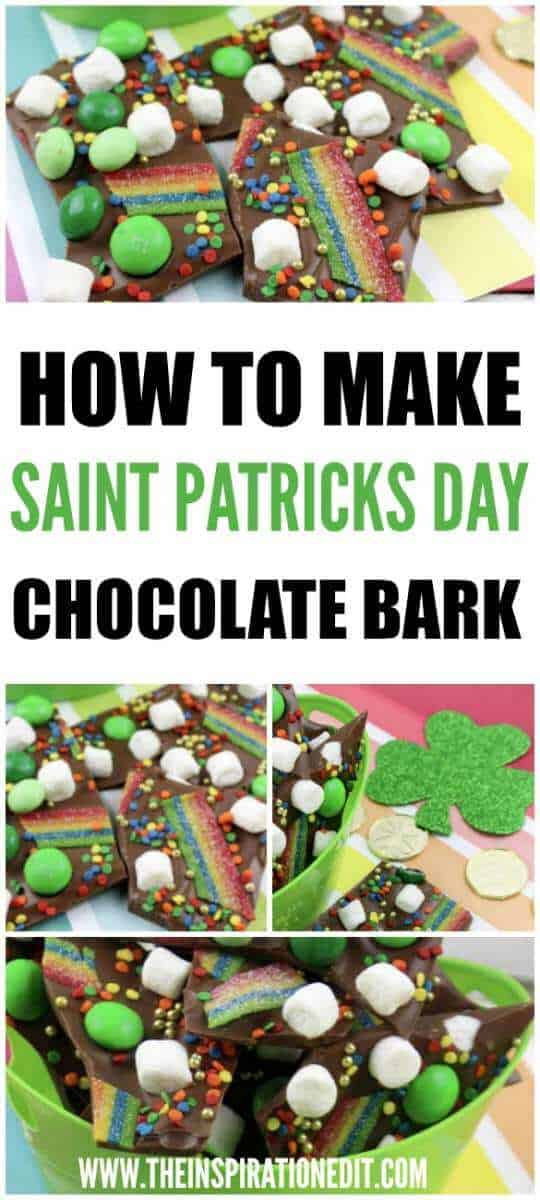 Saint Patricks Day Bark