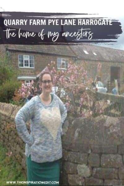 Quarry Farm Pye Lane Harrogate The Home Of My Ancestors