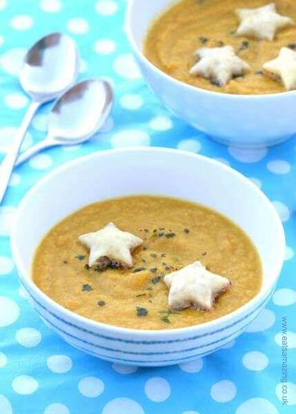Carrot and Parsnip Soup