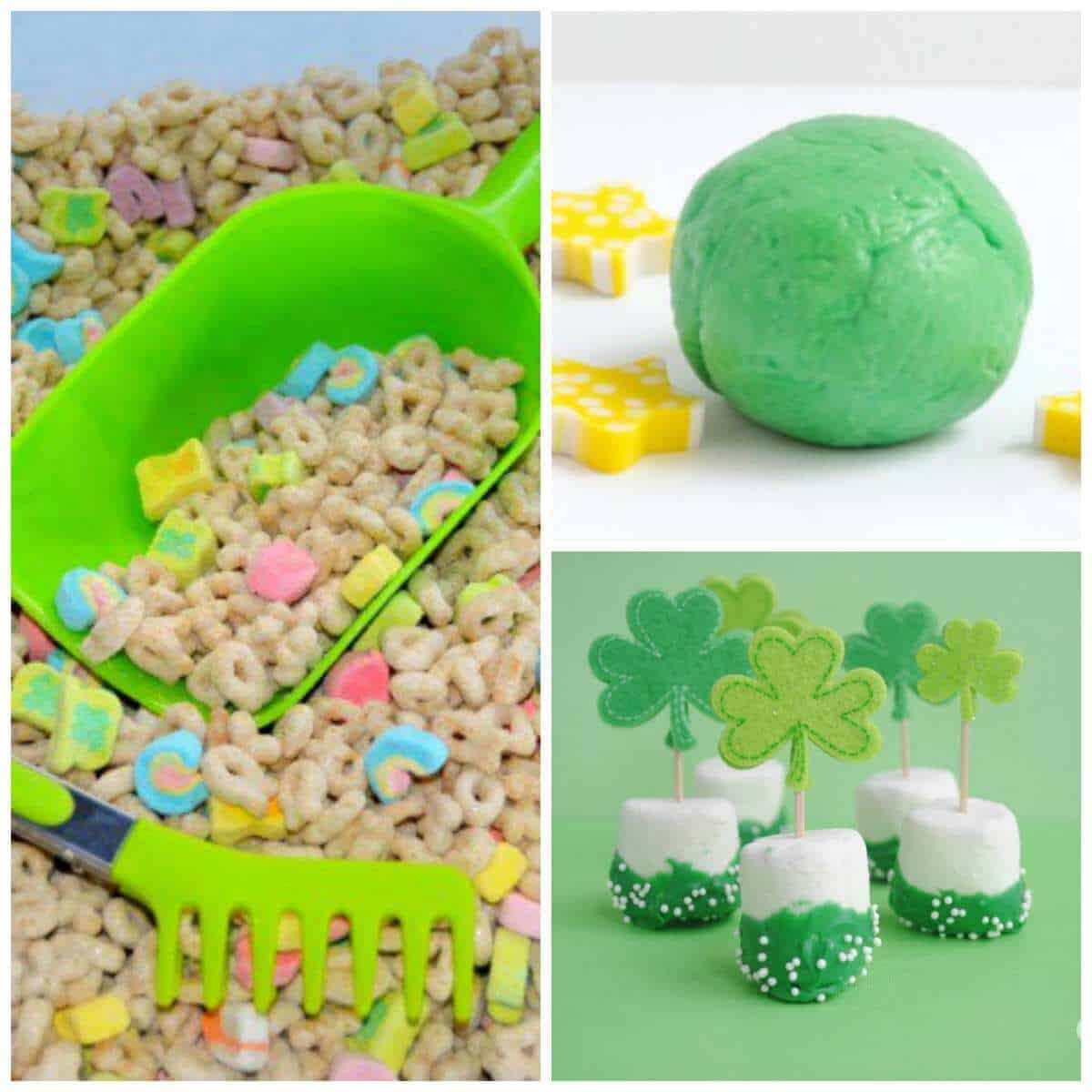 saint patricks day activities for kids