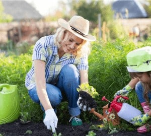 Gardening With Kids World Earth Day