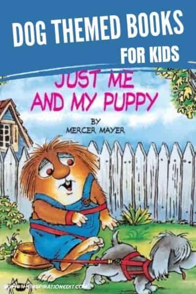 dog themed books for kids