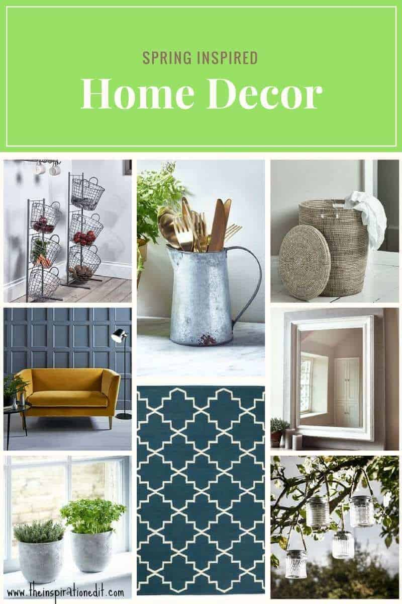 Spring Decor Inspiration For The Home The Inspiration Edit
