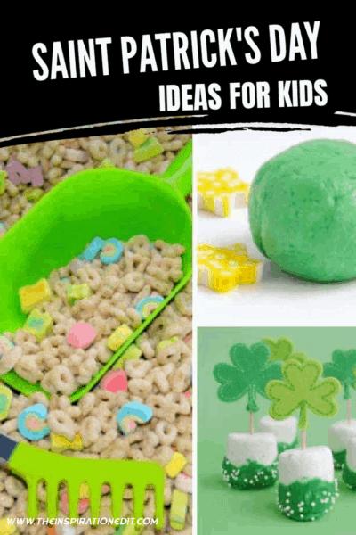 saint patricks day ideas for kids