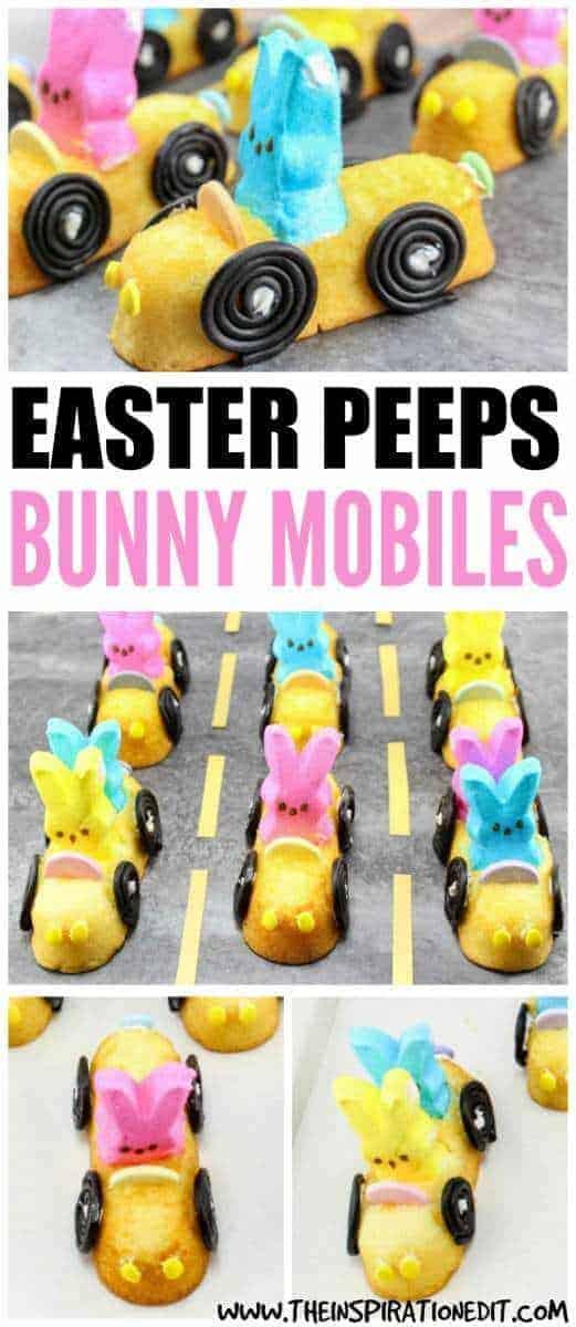 Easter peeps fun recipe