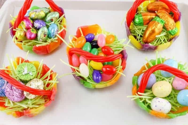 Easter baskets