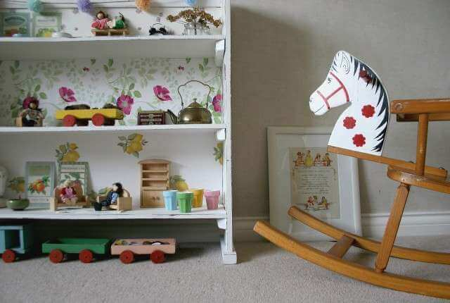 upcycling a bookcase