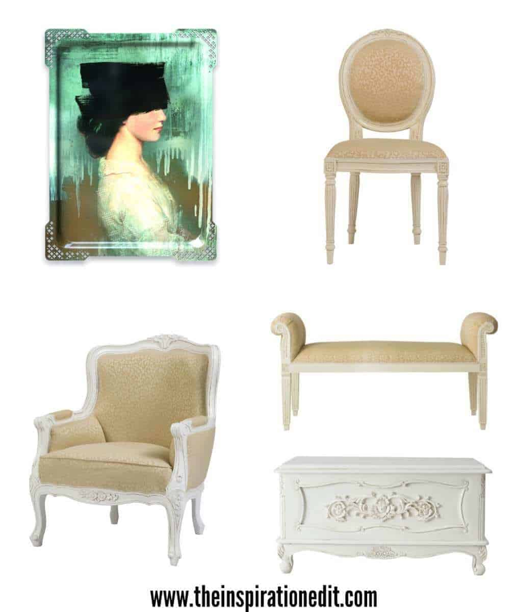 French Inspired Interior Trends