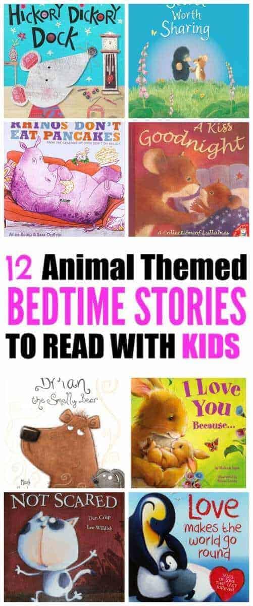 animal stories for kids