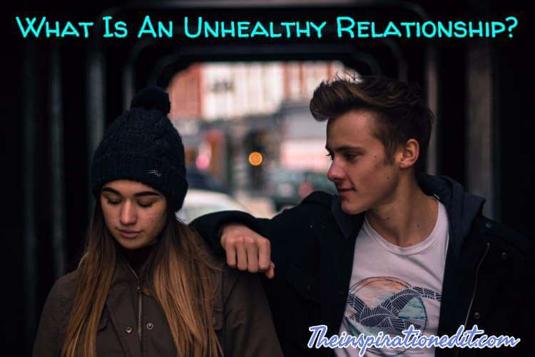 unhealthy relationship and abuse