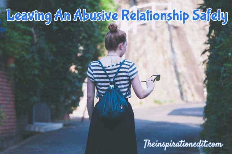 leaving an abusive relatonship