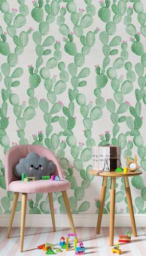 cactus bedroom