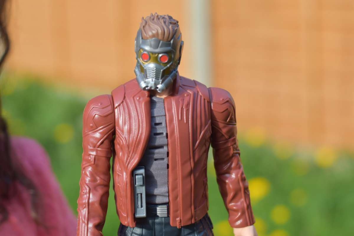 Guardians Of The galaxy Star Lord Toy