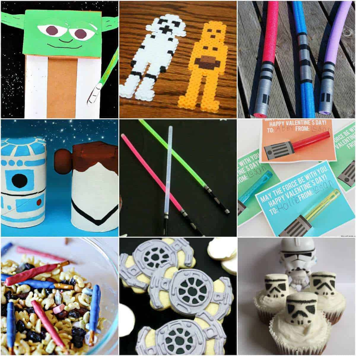 star wars craft ideas