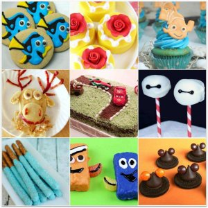Disney themed party food ideas