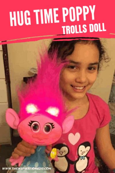 hug time poppy troll doll