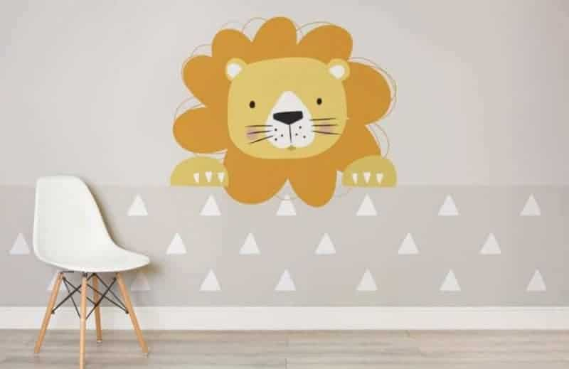 nursery room wallpaper ideas