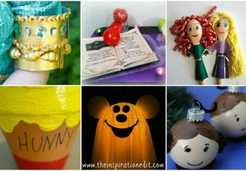 Disney craft Ideas For Kids