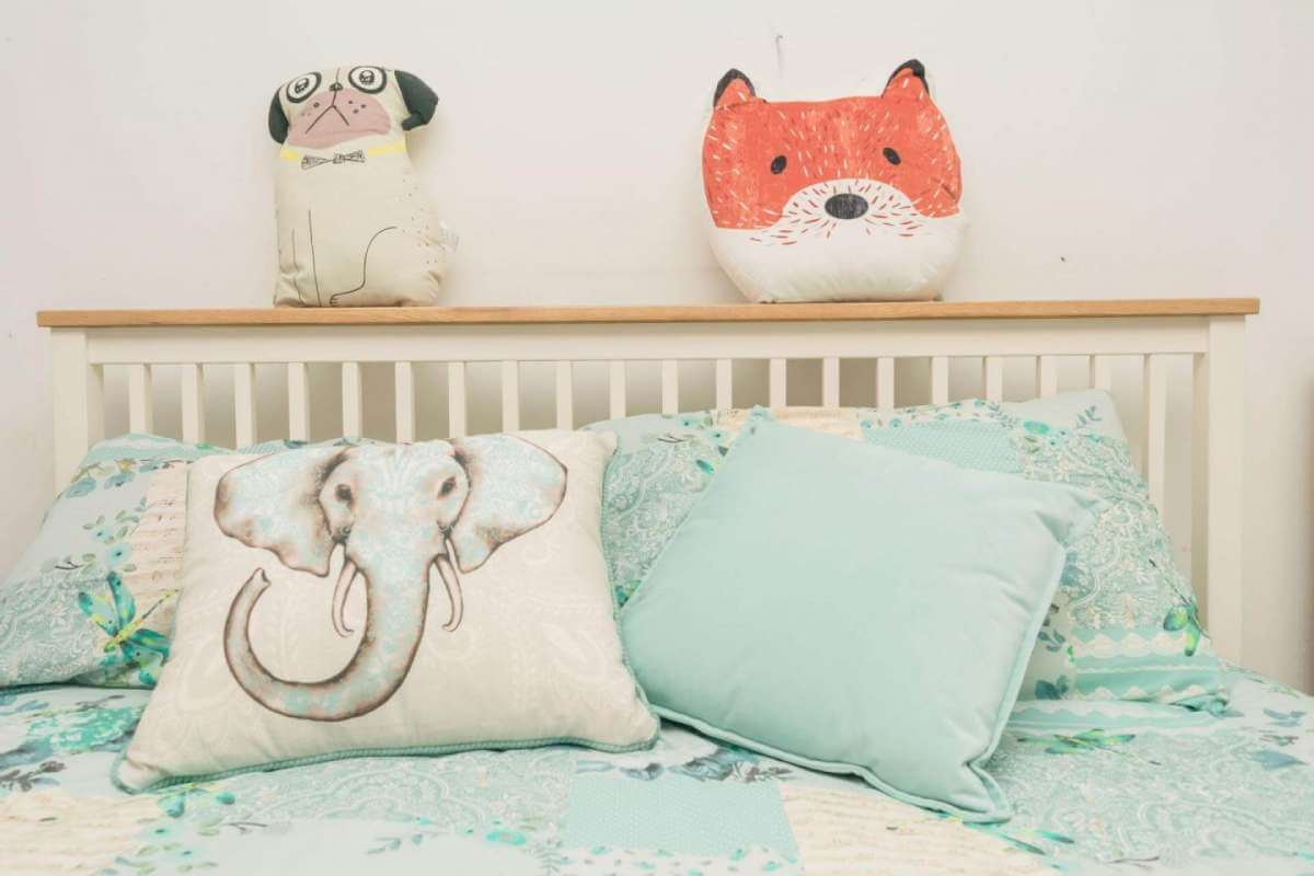 Wilko Animal Pillow : Vintage Cushions To Style The Home ? The Inspiration Edit