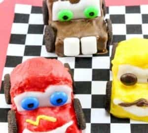 disney cars party food idea