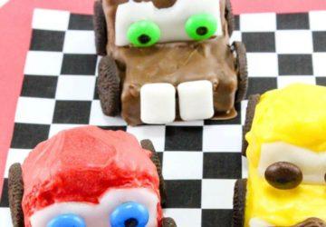 disney cars party food idea