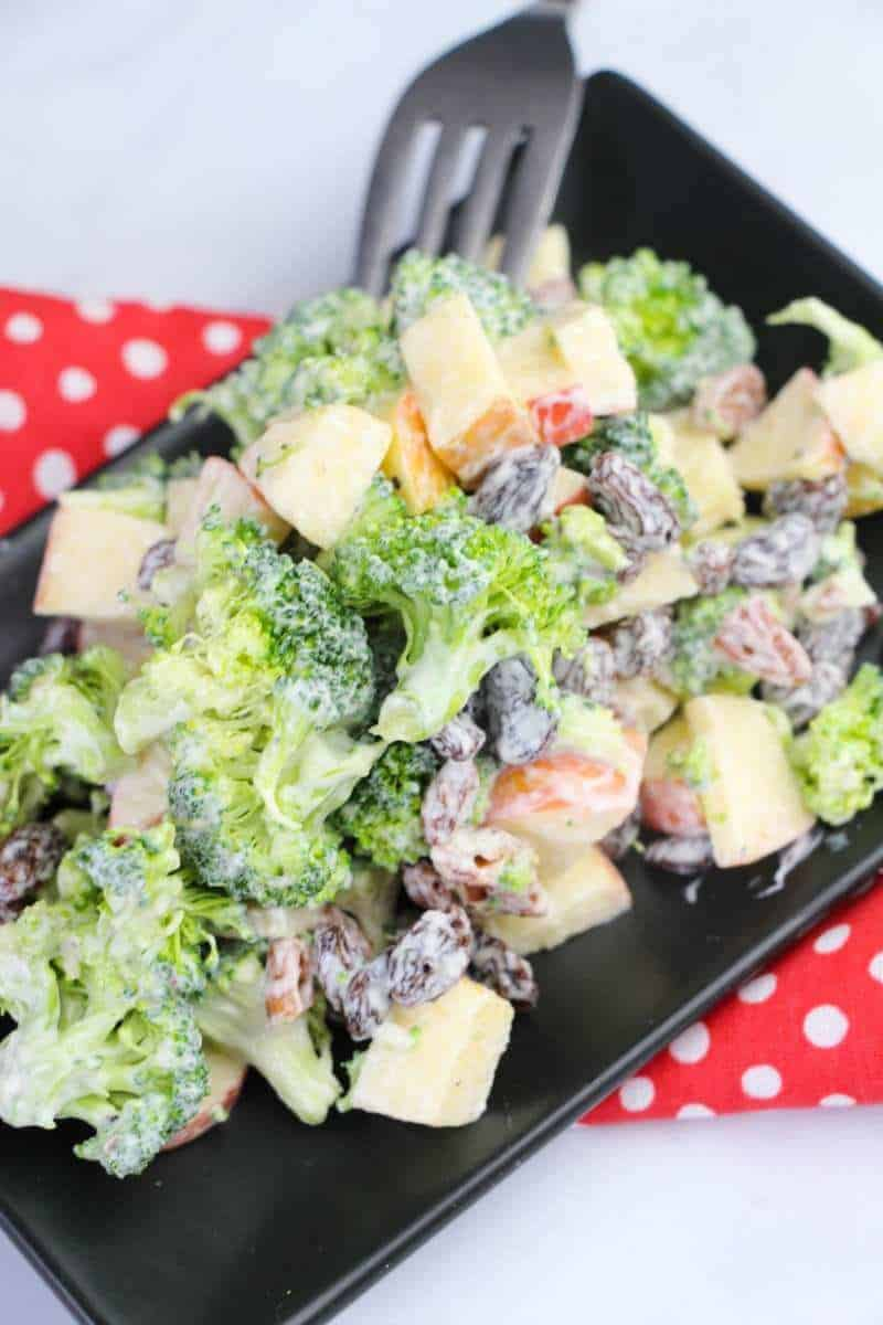 Summer Salad Broccoli Salad Recipe