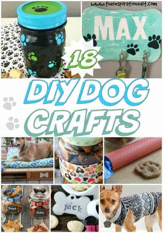 DIY Dog Craft ideas